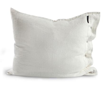 Lovely linen örngott Off white