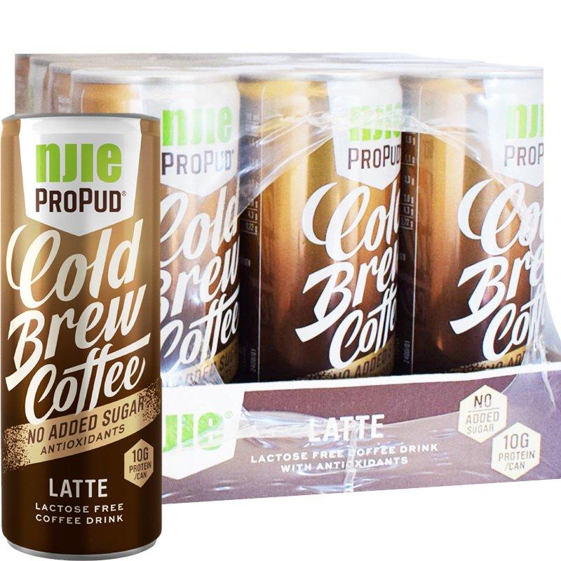 Cold Brew Coffee Latte 12-pack - 50% rabatt