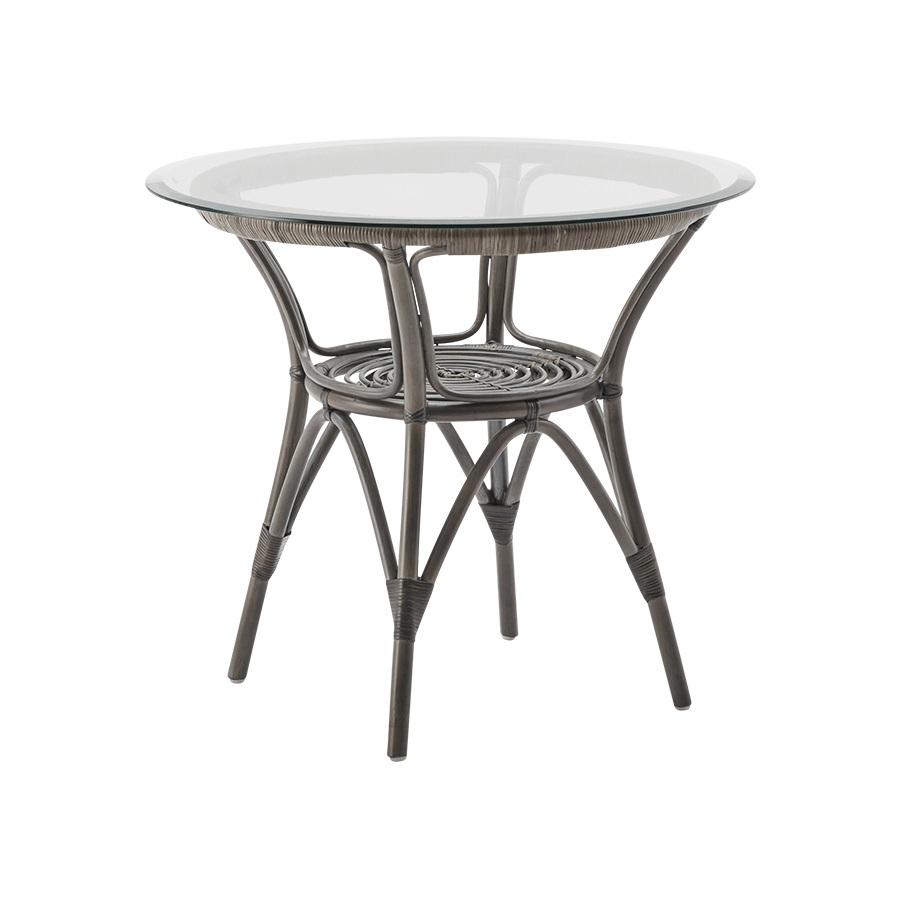Originals runt bord taupe rotting, Sika-Design