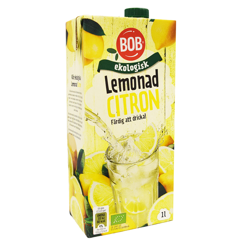 Citronlemonad 1l - 40% rabatt