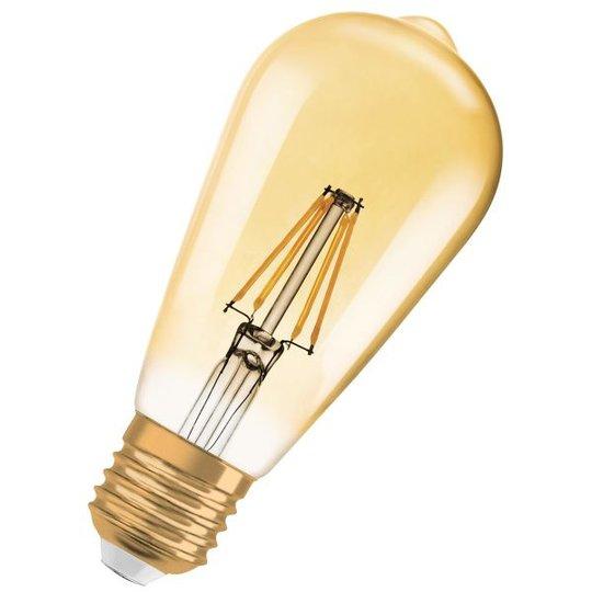 Osram Vintage 1906 LED-valo 7,5W, E27, 2500K