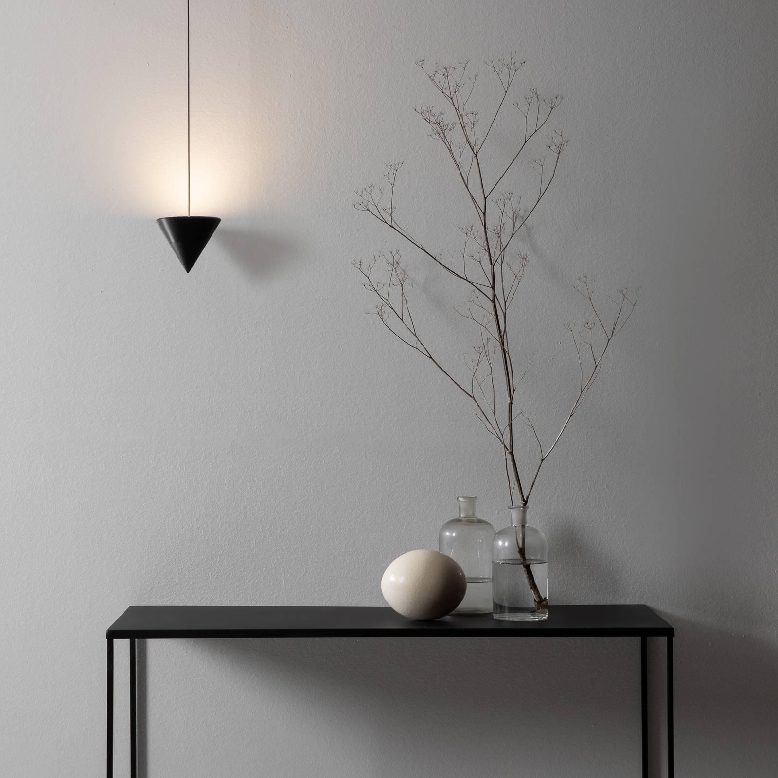 Karman Filomena -LED-lattiavalo, Ø 11 cm, 3000 K