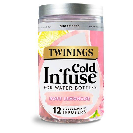 Twinings Cold Infuse Rose Lemonade