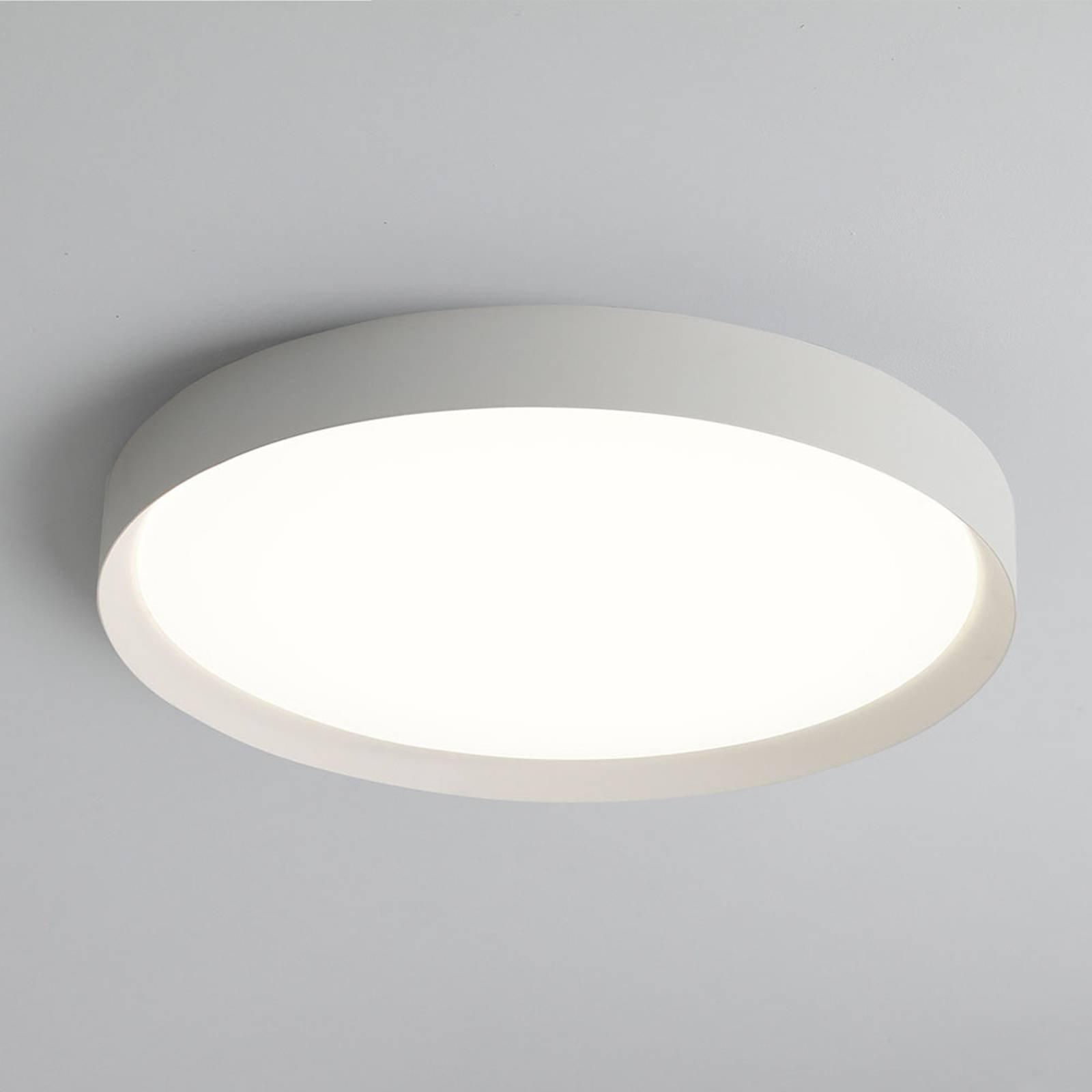 LED-taklampe Minsk DALI Ø 60 cm Casambi hvit