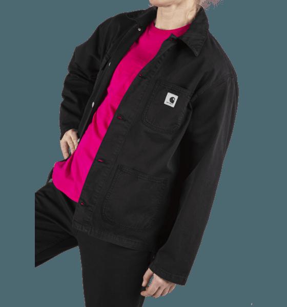 Carhartt W Michigan Coat Jackor BLACK