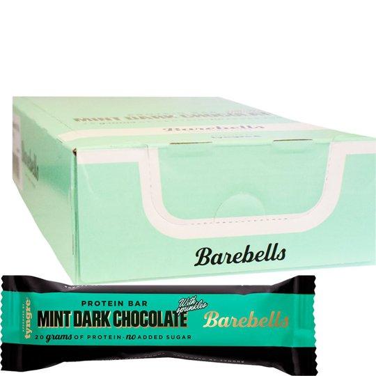 Barebells Mint Dark Chocolate 12-pack - 59% rabatt