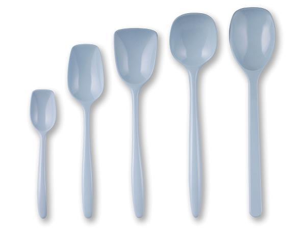 Rosti - Spoon Set of 5 - Nordic Blue (243007)