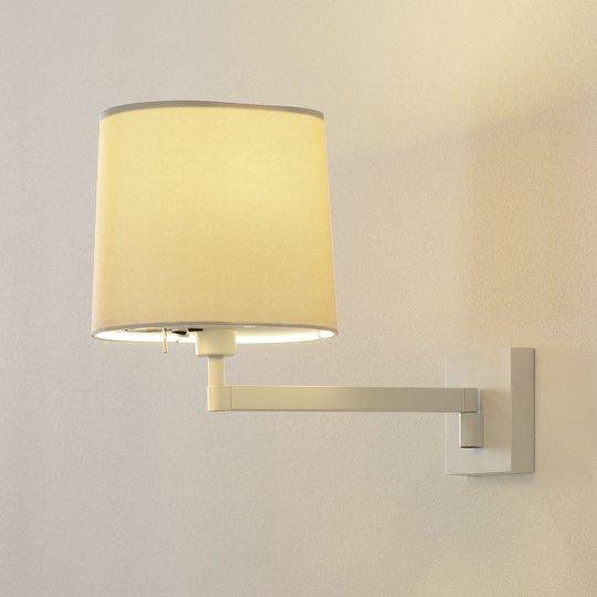 Vibia Swing – seinävalaisin, jossa integroitu LED