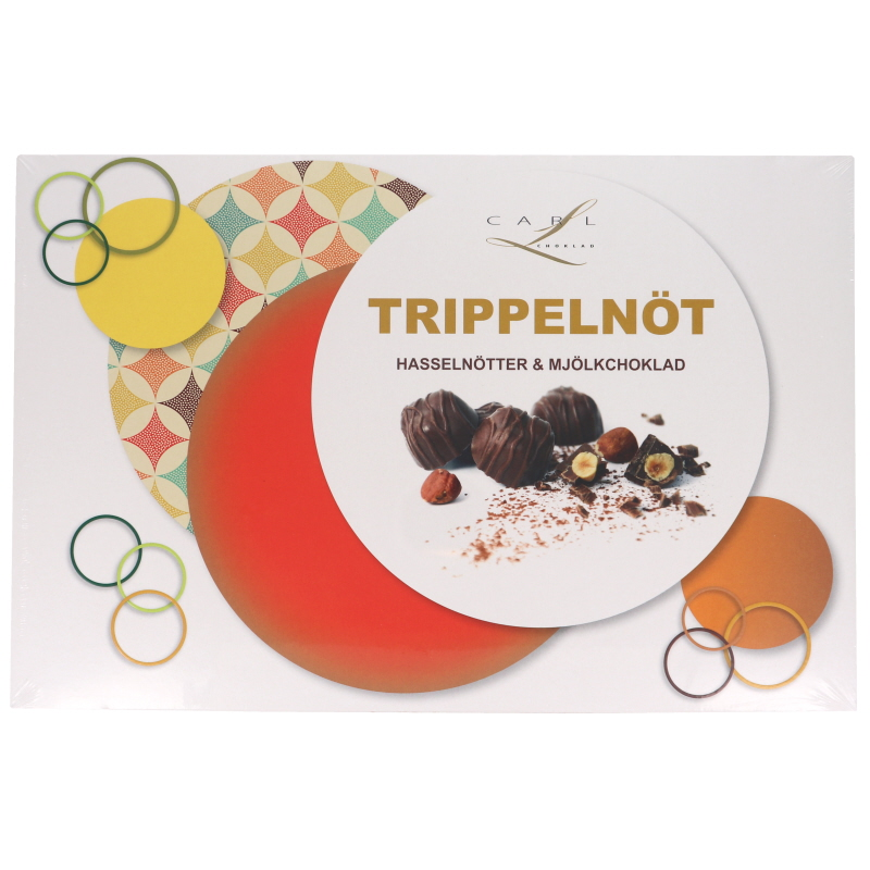 Chokladpraliner Trippelnöt 345g - 34% rabatt
