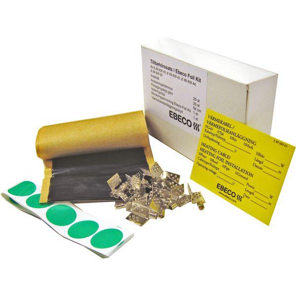 Ebeco 8960679 Tilkoblings-/avslutningssett mini for 4 folier