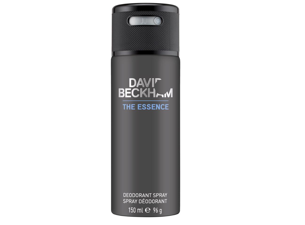 David Beckham -The Essence - Deodorant Spray 150 ml