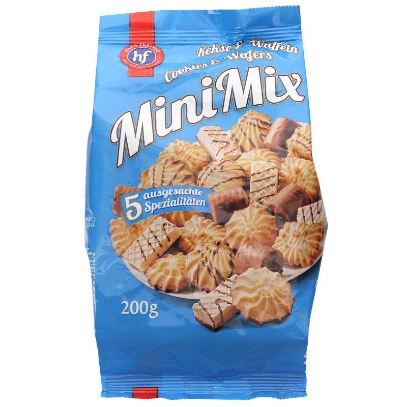 Keksivohvelisekoitus Mini Mix - 38% alennus