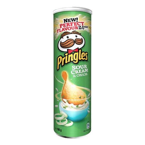 Pringles Sourcream & Onion - 190 gram