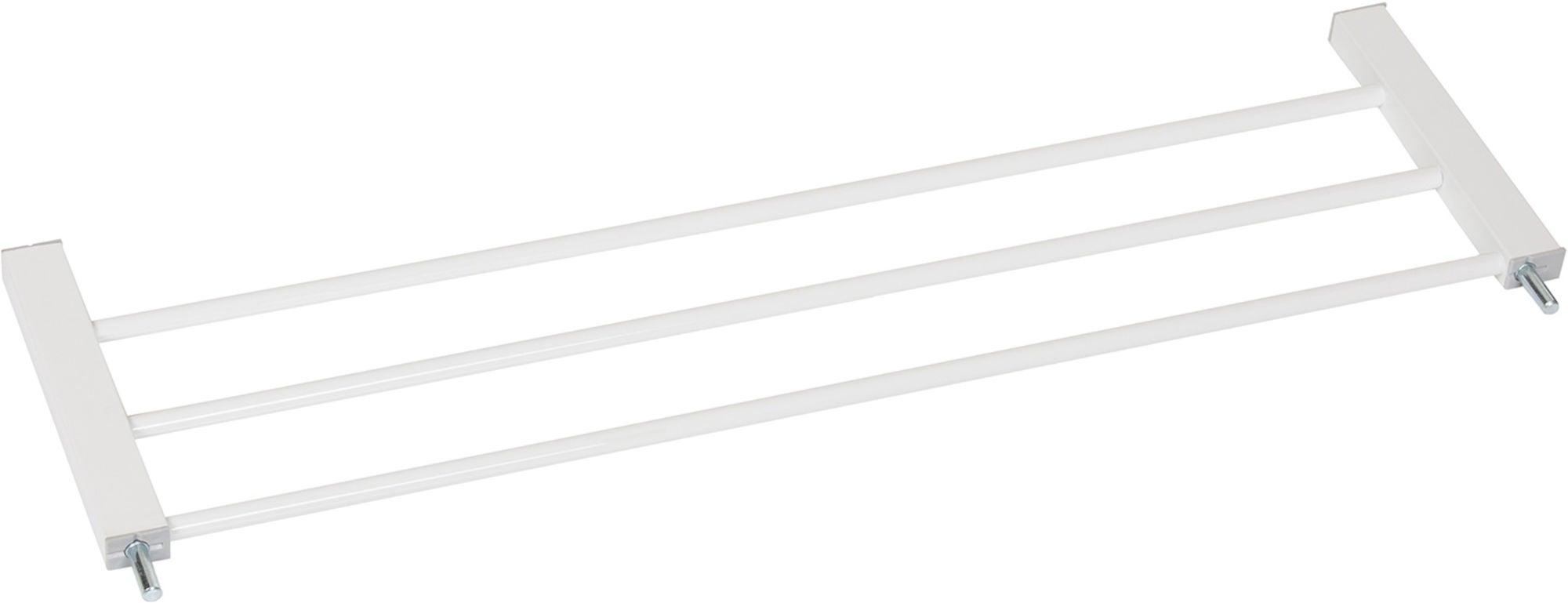 Hauck Turvaportin Pidennysosa 21 cm, Valkoinen