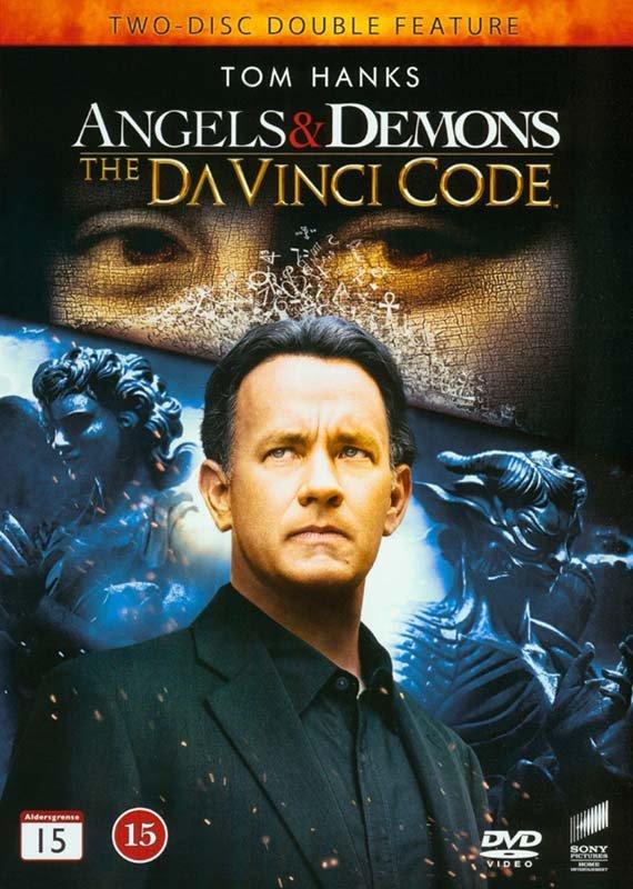Angels & Demons / The Da Vinci Code - DVD