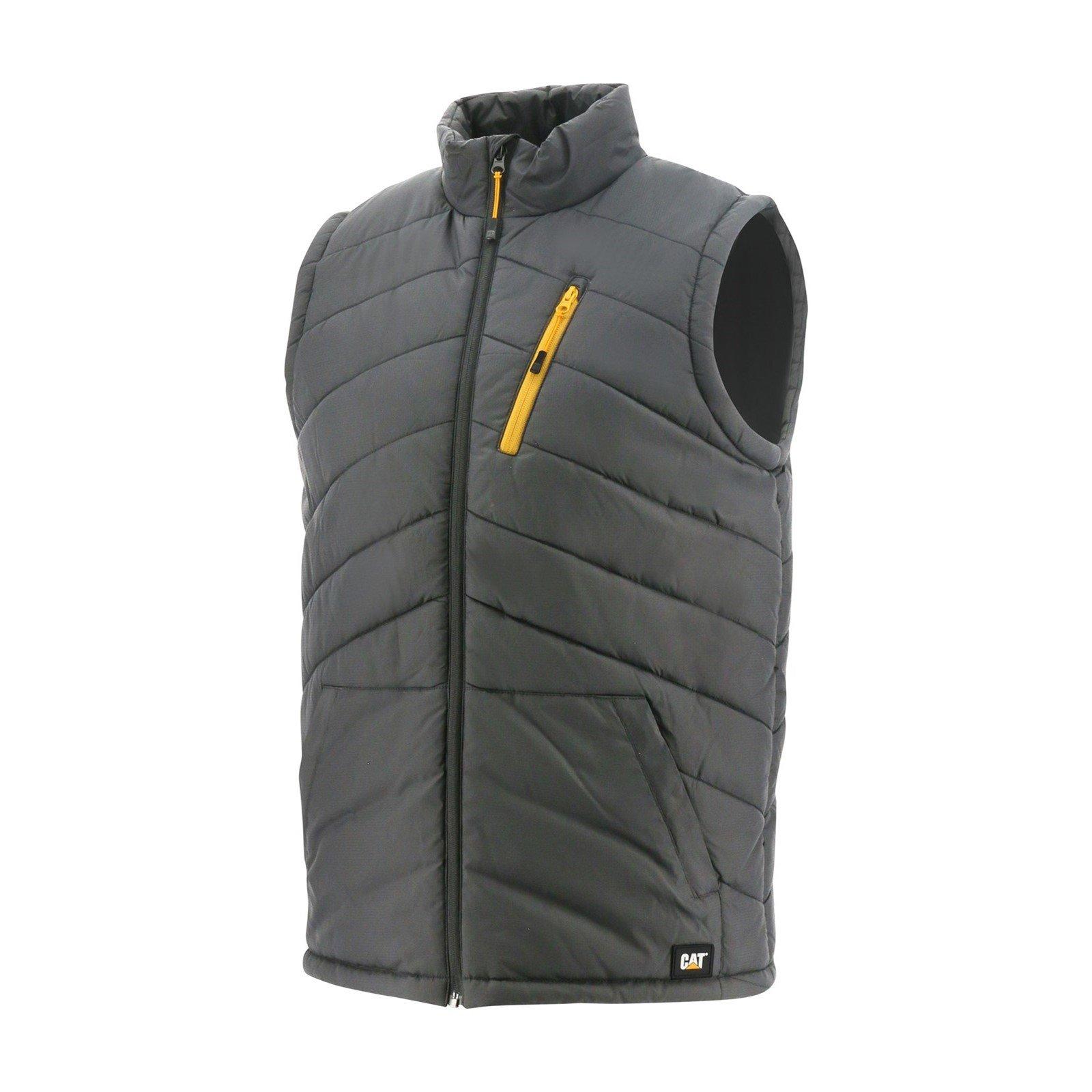 Caterpillar Unisex Essentials Jacket Various Colours 33809 - Dark Shadow Sml
