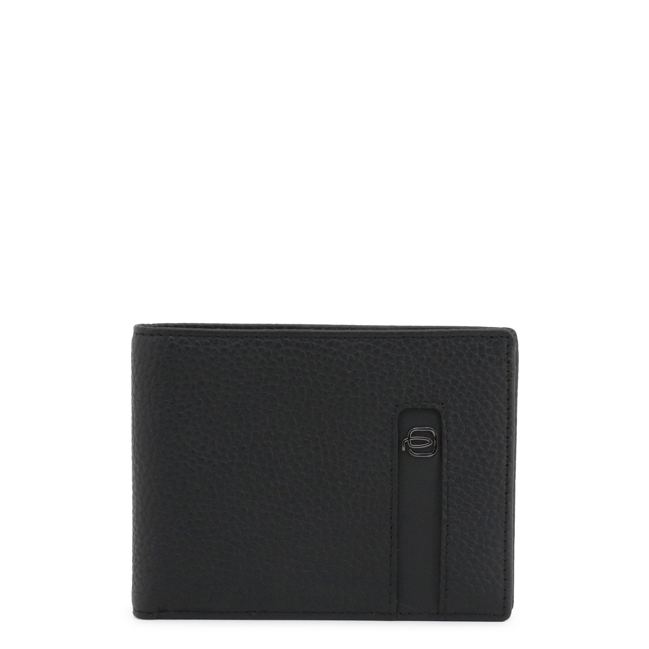 Piquadro Men's Wallet Various Colours PU257S86 - black NOSIZE