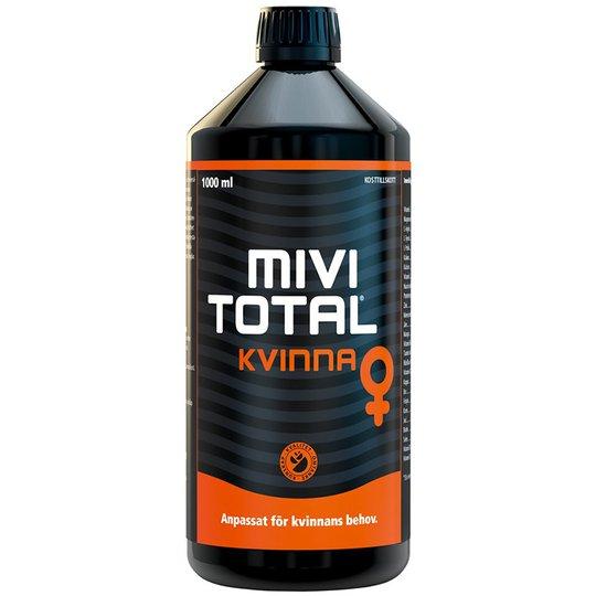 """Kosttillskott """"Mivitotal Kvinna"""" 1l - 35% rabatt"""