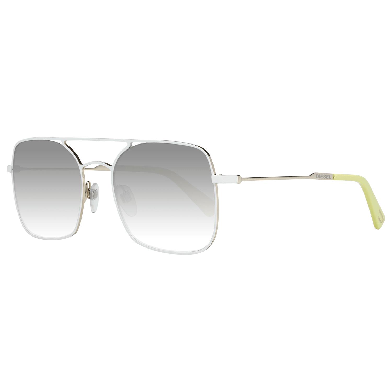 Diesel Unisex Sunglasses Cream DL0302 5424C