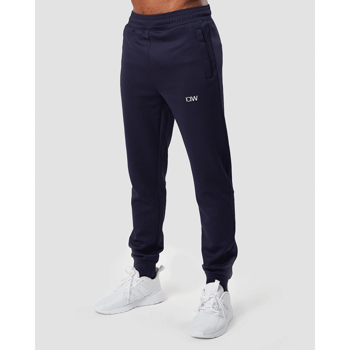 Workout Track Pants, Navy