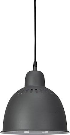 Cleveland Taklampe Grå/Hvit 23 cm