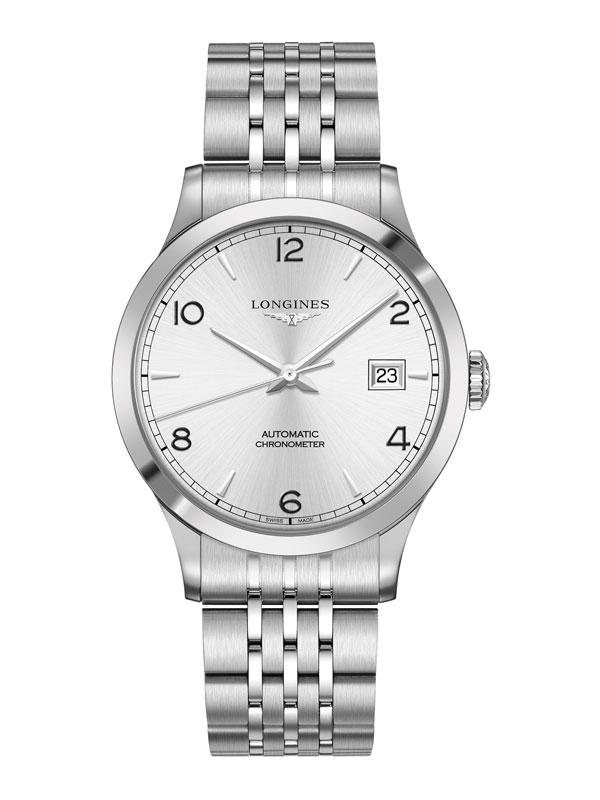Longines Record Chronometer 40mm L2.821.4.76.6