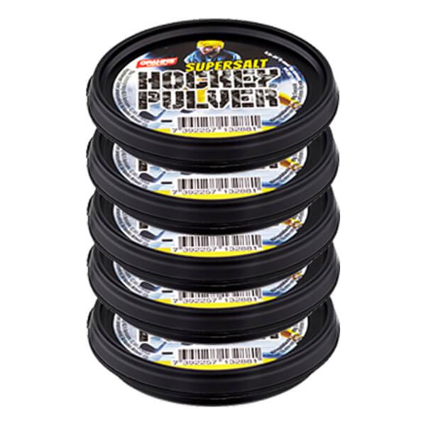 Hockeypulver Salt - 5 st