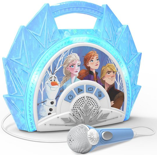 Disney Frozen 2 Boombox Karaokemaskin