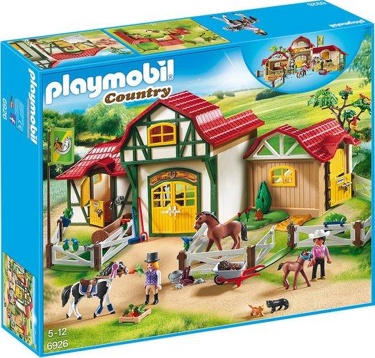 Playmobil 6926 Større Rideanlegg
