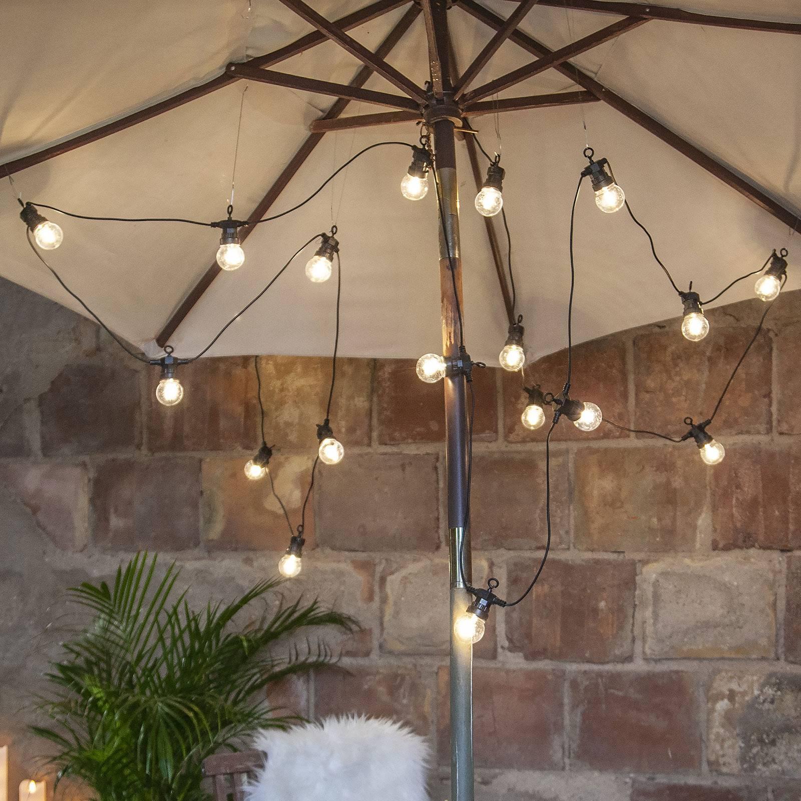 LED-valoketju Small Circus Filament