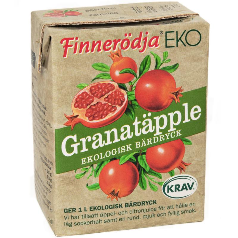 Eko Bärdryck Granatäpple - 23% rabatt