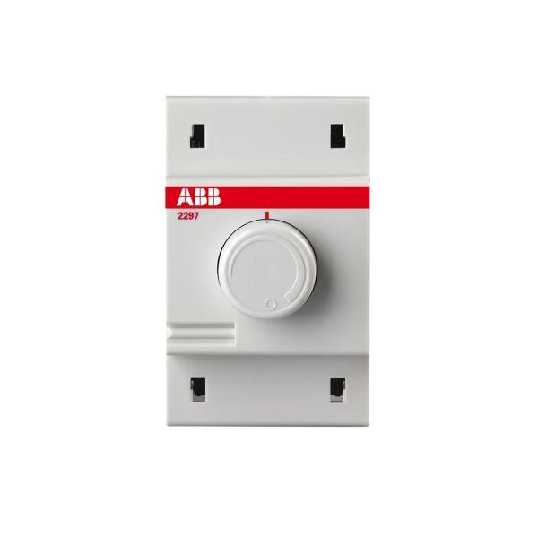 ABB 2297KB Kierrosluvun säädin 1-vaihemoottoreille 2,5 A