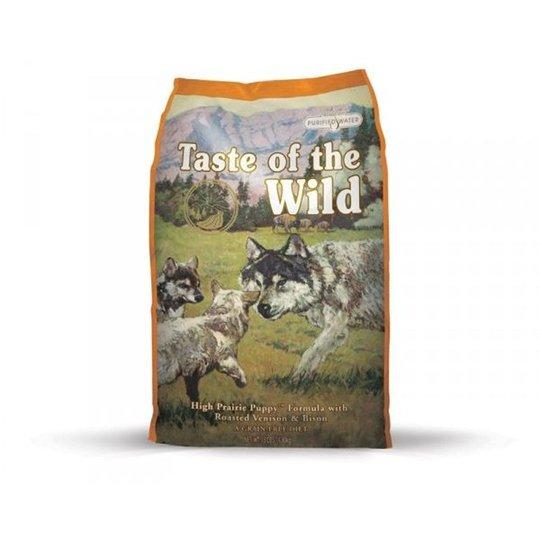 Taste of the Wild High Prairie Puppy, Bison (12,2 kg)