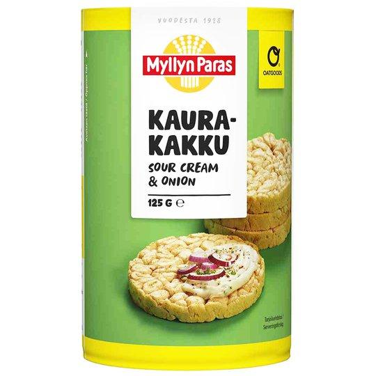 Havrekaka Sour Cream & Onion - 26% rabatt