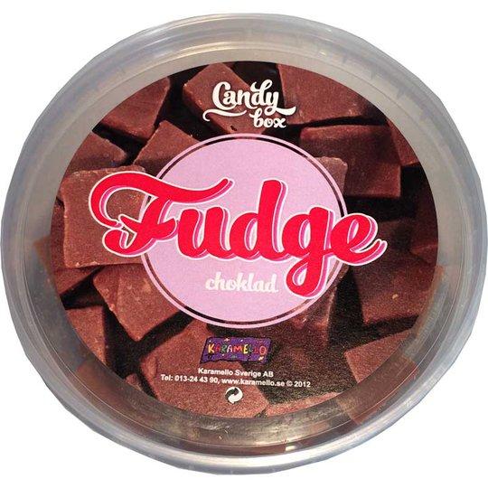 Fudge Choklad - 60% rabatt