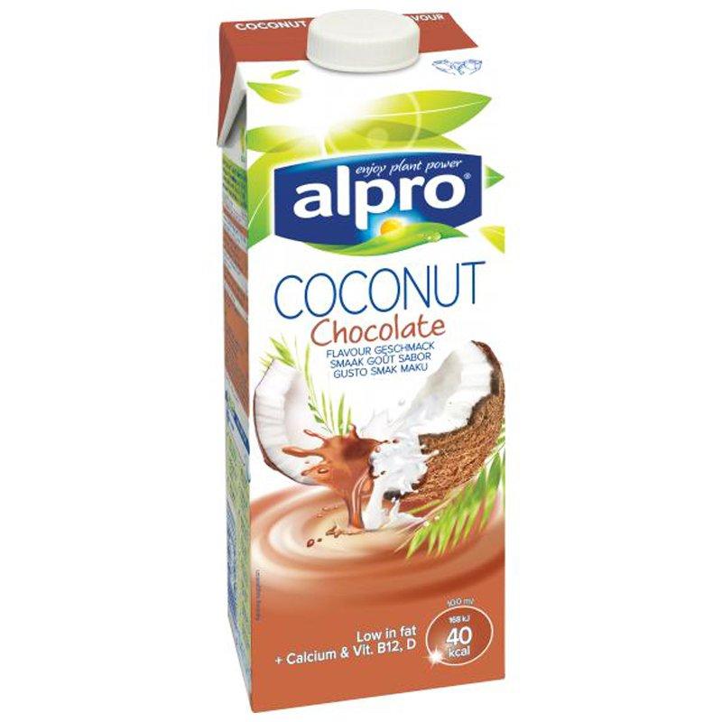 Kookos- Suklaajuoma 1l - 28% alennus