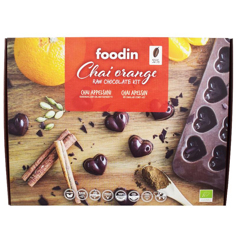 Eko Bakkit Rå Choklad 300g - 80% rabatt