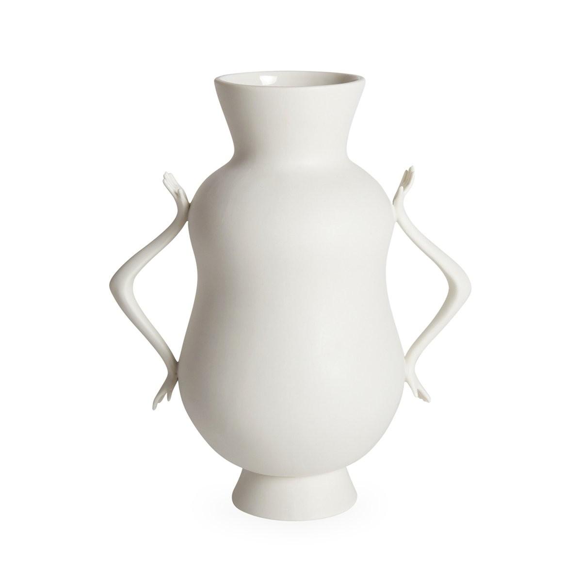 Jonathan Adler I Eve Double Bulb Vase