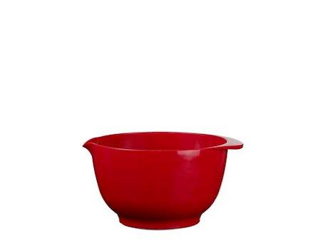 Skål Margrethe 2 l Rød