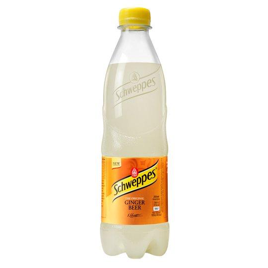 Schweppes Ginger Beer - 50% rabatt