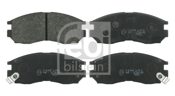 Jarrupalasarja, levyjarru FEBI BILSTEIN 16327