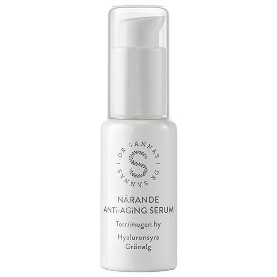 Dr Sannas Närande Anti-Aging Serum för torr/mogen hy, 30 ml