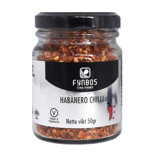 Chiliflingor Habanero 50g - 59% rabatt