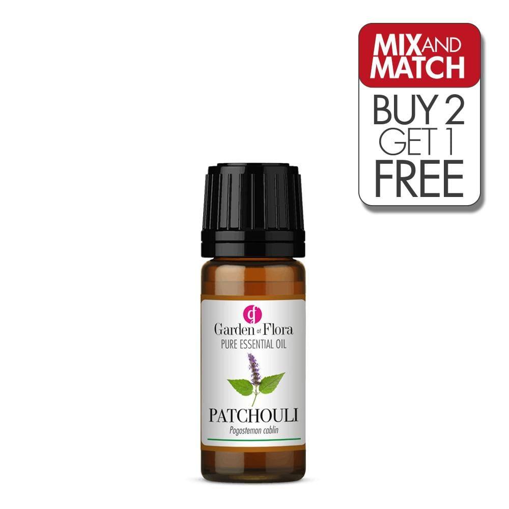 Patchouli Pure Essential Oil (10ml)