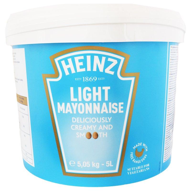 """Majonnäs """"Light"""" 5,05kg - 56% rabatt"""