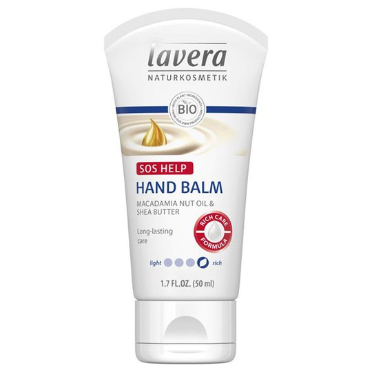 Lavera SOS Help Hand Balm, 50 ml