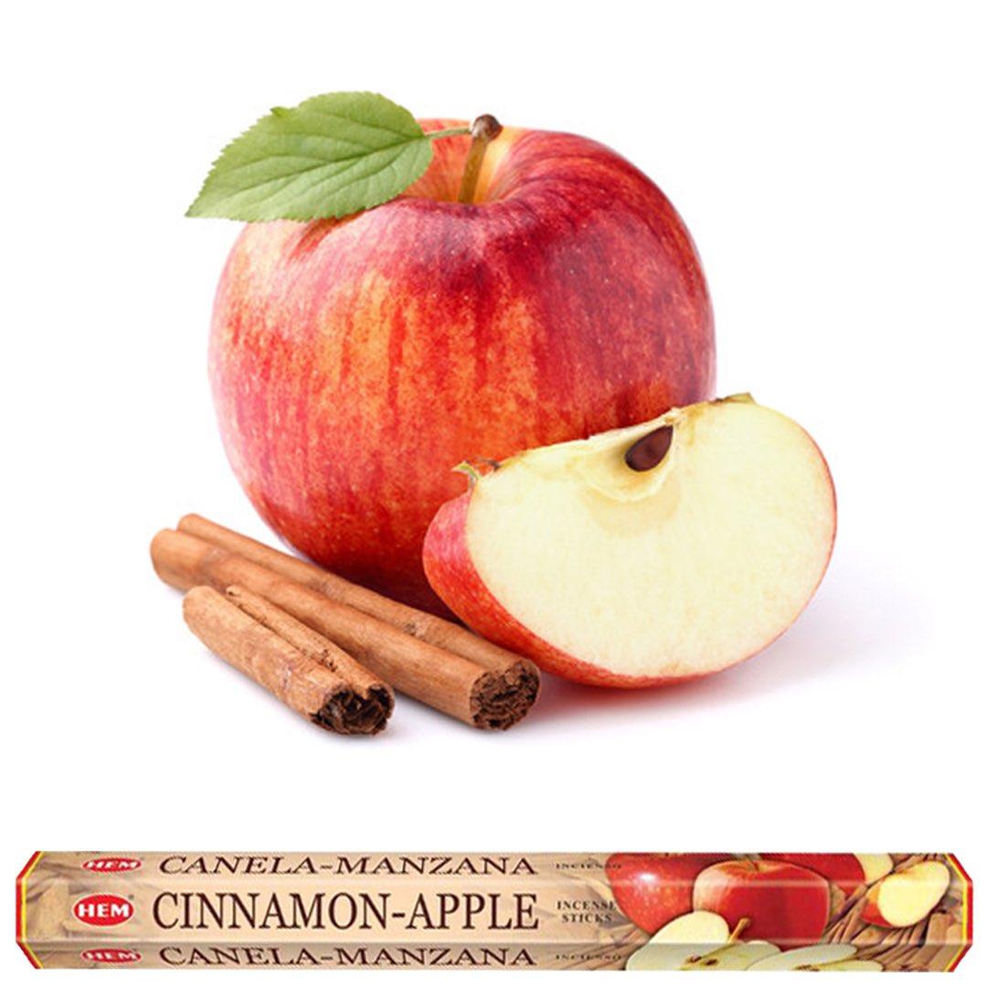 Kanel & Äpple Rökelse HEM