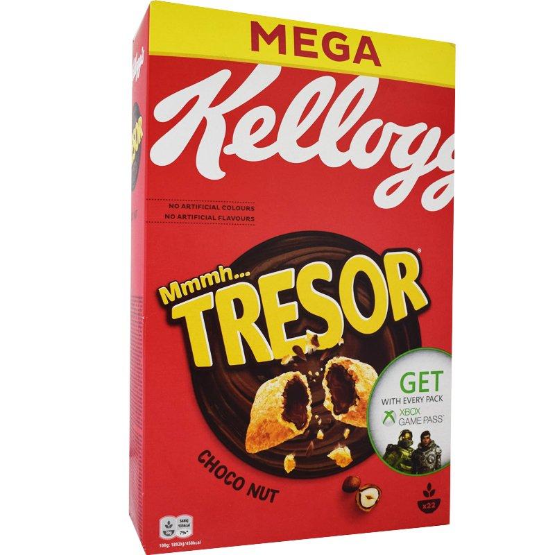 Tresor Choklad- & Hasselnötsfyllning - 27% rabatt