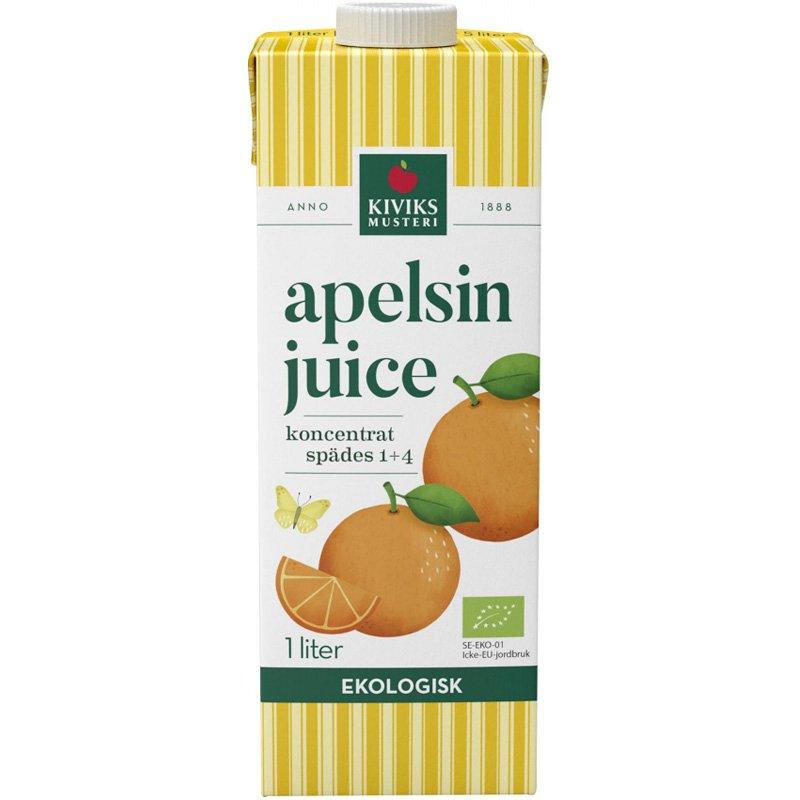 Apelsinjuicekoncentrat 1l - 77% rabatt