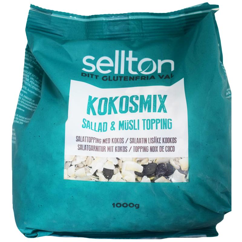 Kokosmix 1kg - 56% rabatt